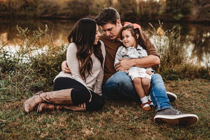 family fall session loudoun county, va