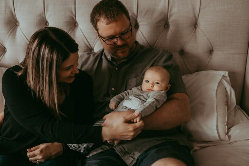 newborn session, winchester, va