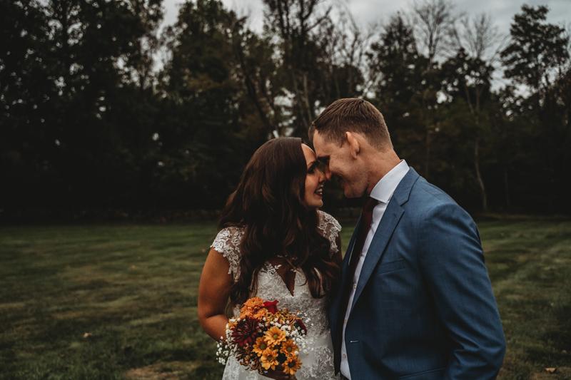 wedding photography bluemont, va