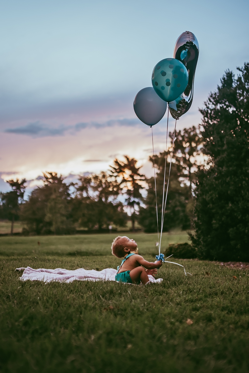 one year photography session, loudoun county, va photographer